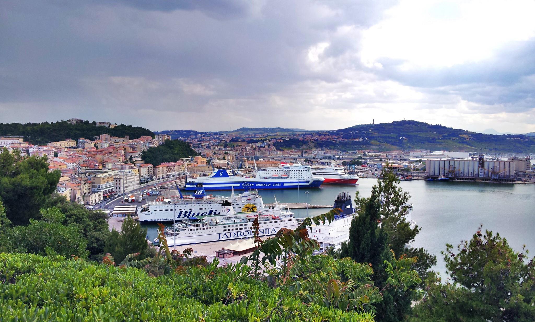 Information About Ancona Italy Blog Ancona Port