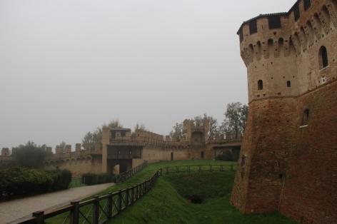 Castle from outside
