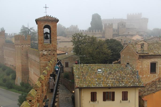 Castle walls version 2