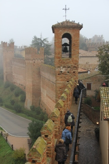 Castle walls version 1