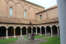 Pretty little cloister